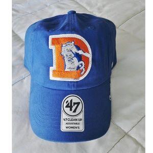 NWT Denver Broncos hat